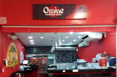 OMINE JAPANESE FOOD