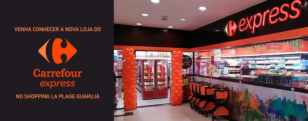 c490d4c678 LOJAS - Shopping La Plage Guarujá