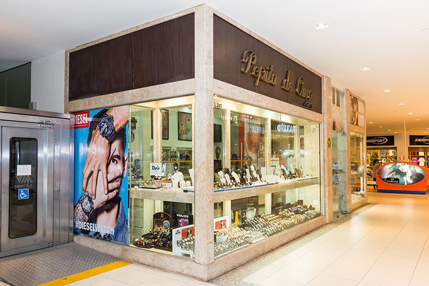 44356b3b464f8 Pepita de Ouro Guarujá - Shopping La Plage Guarujá