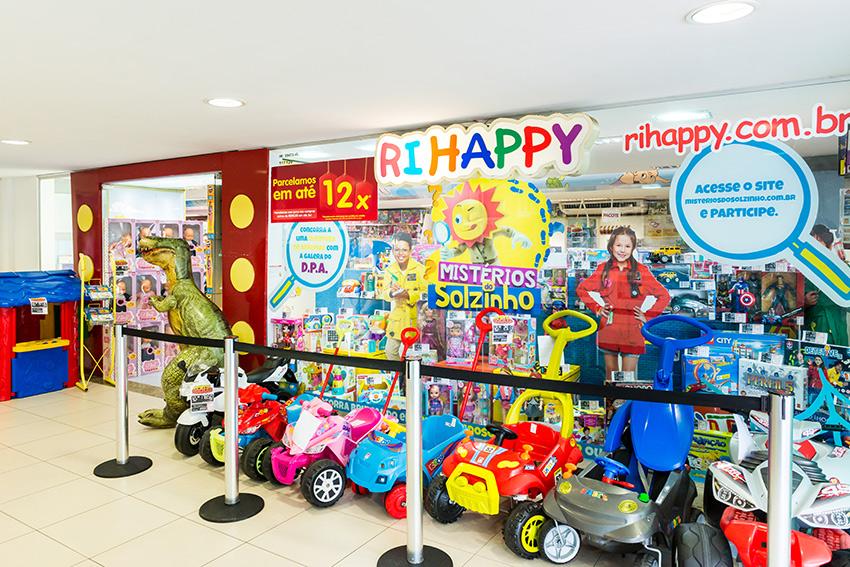 8f556d135ec06 Ri Happy Guarujá - Shopping La Plage Guarujá