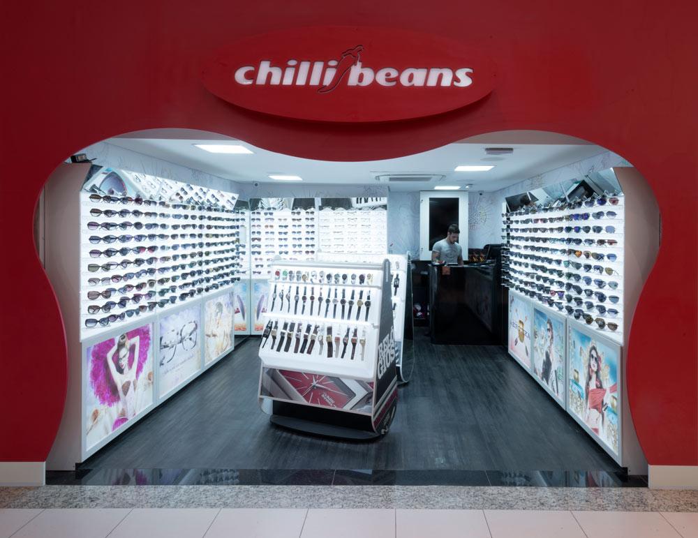 eb8edc219636a Chilli Beans Guarujá - Shopping La Plage Guarujá