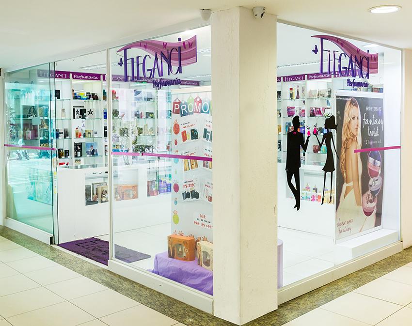7e0c3edc866bc Eleganci Perfumaria Guarujá - Shopping La Plage Guarujá