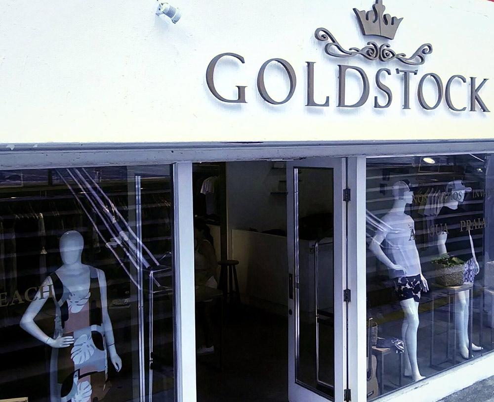 184cd8b4a2ab6 Goldstock Guarujá - Shopping La Plage Guarujá
