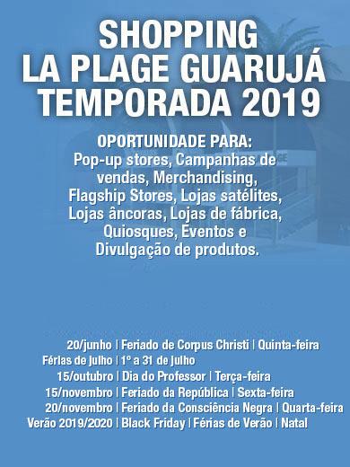 59e5031f07 Shopping La Plage Guarujá - Shopping La Plage Guarujá